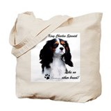 CKCS Breed Tote Bag