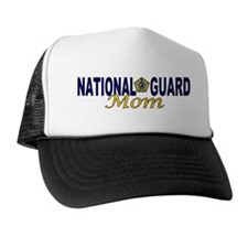 National Guard Mom Trucker Hat