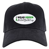 I Wear Green 2 (Saved My Grandma's Life) Baseball Hat