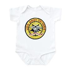 USS GRAY Infant Bodysuit