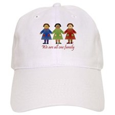 One Family Baseball Cap