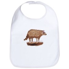 """Raccoon Dog"" bib"