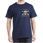 Masons Halloween Skull Dark T-Shirt
