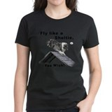 Shelties Fly- Agility Tee