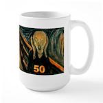 Scream 50th Large Mug