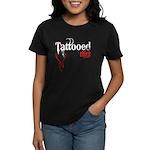 Tattooed Chick Women's Dark T-Shirt