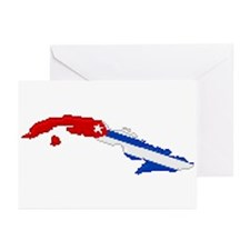 """Pixel Cuba"" Greeting Cards (Pk of 20)"