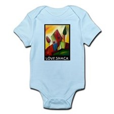 """""""Love Shack"""" T-shirts and mor Infant Creeper"""