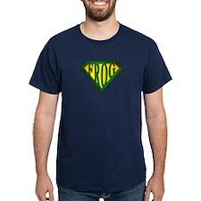 SuperFrog(Green) T-Shirt
