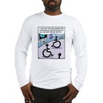 Handicap aliens searches for parking Long Sleeve T