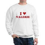 I LOVE VALERIE Jumper