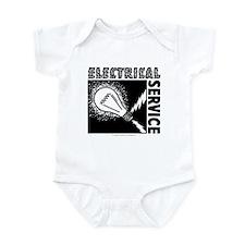 Electrical Service Infant Bodysuit