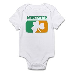 WORCESTER irish Infant Bodysuit