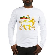 KING OF KINGZ LION Long Sleeve T-Shirt