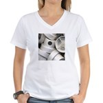 THE ARTS Women's V-Neck T-Shirt