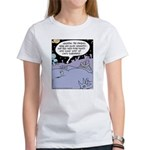 Alien Lint Monster Women's T-Shirt