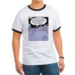 Alien Lint Monster Ringer T