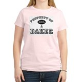 Property of a Baker T-Shirt