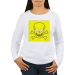 SKULL UP Women's Long Sleeve T-Shirt