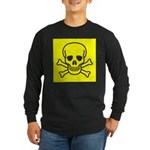 SKULL UP Long Sleeve Dark T-Shirt