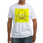 SKULL UP Fitted T-Shirt