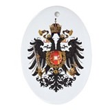 Royal House of Habsburg-Lorraine Oval Ornament