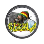 SIZZLA Wall Clock