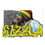 SIZZLA Postcards (Package of 8)
