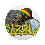 SIZZLA Ornament (Round)