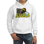SIZZLA Hooded Sweatshirt