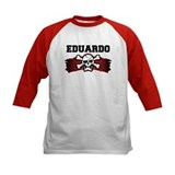 eduardo is a pirate Tee