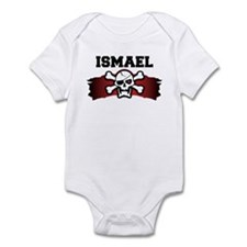 ismael is a pirate Infant Bodysuit
