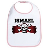 ismael is a pirate Bib