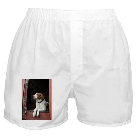 Waiting For The Hunt Boxer Shorts