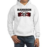 harrison is a pirate Hoodie