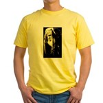 JAH WISE Yellow T-Shirt