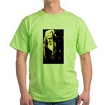 JAH WISE Green T-Shirt