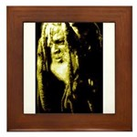 JAH WISE Framed Tile