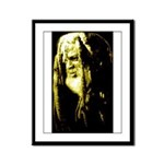 JAH WISE Framed Panel Print