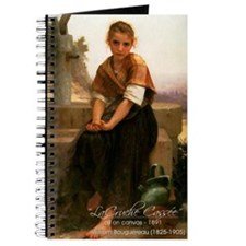 Funny Beautiful child Journal
