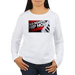OLD SCHOOL Women's Long Sleeve T-Shirt