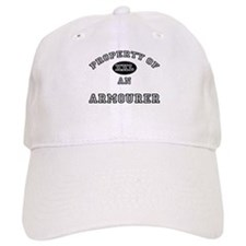 Property of an Armourer Baseball Cap