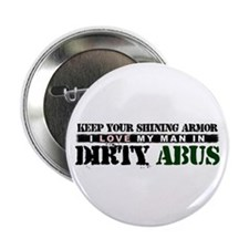 My Man In Dirty ABUs Button