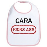 CARA kicks ass Bib