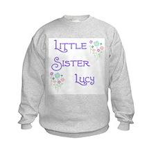 Little Sister Lucy Sweatshirt