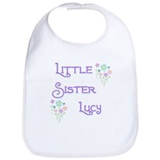Little Sister Lucy Bib