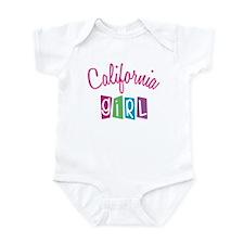 CALIFORNIA GIRL! Infant Bodysuit