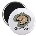 Bite Me Fortune Cookie Magnet