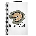 Bite Me Fortune Cookie Journal