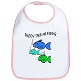 DADDY TAKE ME FISHING Bib
